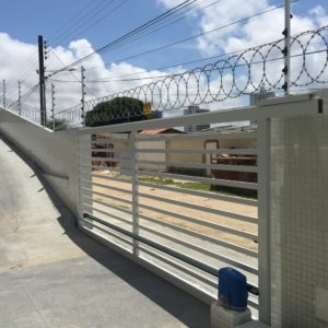 Flatwrap Security Barriers