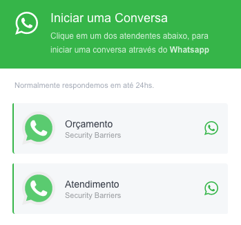 WhatsApp Security Barriers 55 31 987137676 concertina em BH
